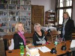 Školení pro knihovníky zaměřené na práci s AKS Clavius